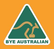 Bye Australian by Brother Adam