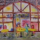 Cafe Elisa by James Bryron Love