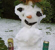 The Merry Ice Man by wiggyofipswich