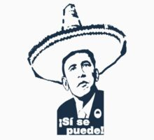 Si Se Puede Obama by Sparc_ eg