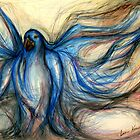 The Hyacinth Blue Macaw by Leni Kae