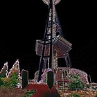 Space Needle, Seattle, Washington, USA by John Gaffen
