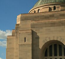 Canberra: National War Memorial 003 by Kezzarama