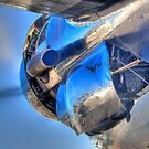 Pratt & Whitney R-2000 on a DC-4 by njordphoto