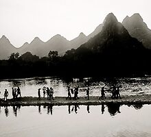 GUILIN , CHINA by yoshiaki nagashima