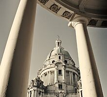 The Ashton Memorial, Williamson Park, Lancaster by beanphoto