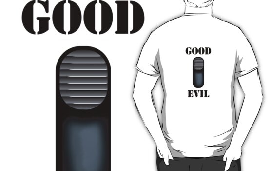 Good/Evil by Iain Maynard