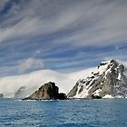 Elephant Island South Shetland Islands Group by Janette Rodgers