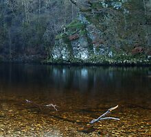 River Wharfe by WatscapePhoto