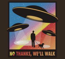 No Thanks, We'll Walk by zfigure7