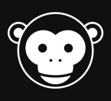 Monkey - Simple Face Ver. 2.0 by no-doubt