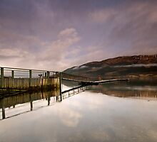 Jetty by james  thow