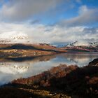 Upper Loch Torridon by Twisted