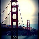 Golden Gate Bridge by Jodi Fleming