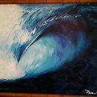 Big Blue Wave by mhubbard