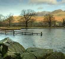 Buttermere..A December's Day by Jamie  Green