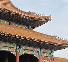 Beijing, China by Romina .
