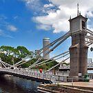 Bridges of Singapore 3 by Adri  Padmos