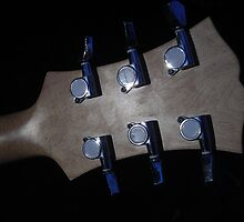 HEADSTOCK  by mando13