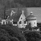 Scotney Castle by Dave Godden