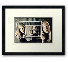 Infinitely Lovely Framed Print