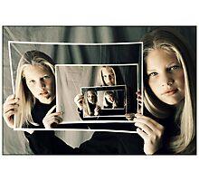 Infinitely Lovely Photographic Print