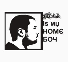 JMAA is my Homeboy T-shirt by Juan Manuel Arroyo Alcón