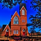 Eufaula Church by carlosramos