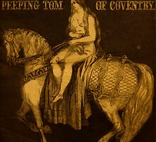 """The Lady Godiva or Peeping Tom of Coventry"" by photoloi"