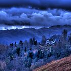 The House on the Hill by alanrigg