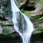 Lower Falls Hocking Hills, Ohio by babygvc2