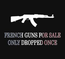 French Guns For Sale by JamesoftheDead