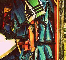 Life Jackets by Lyana Votey