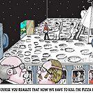 pizza guy by Jerel Baker
