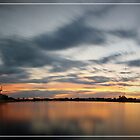 River of Gold - Meadowbank NSW by Andrew Kerr