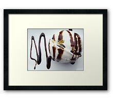 Gelato Framed Print