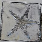 Starfish Drawing by Emma Brooks-Mitrou