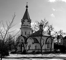 Russian Orthodox Church, Hakodate by CezB