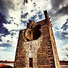 Carrigafoyle Castle Clouds by Polly x
