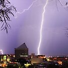 Bunbury Lightning by Sheldon Pettit