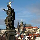 Prague by Jeffrey Lamprey