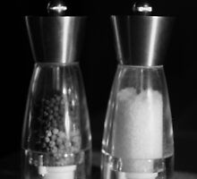 Salt and Pepper by Paul Pasco
