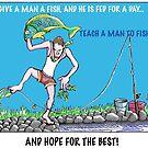 fishing by Jerel Baker