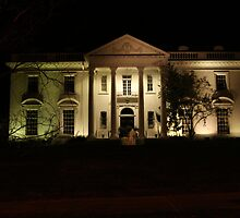 Governors Mansion by Clint Baldwin