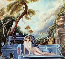 Venus of the Pick Up by John Entrekin