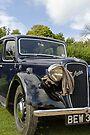 Classic Austin Car by buttonpresser
