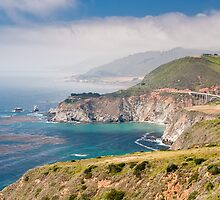 Big Sur & Bixby Bridge by Chris Tarling