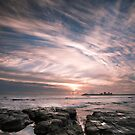 Moolooolaba Sunrise by Melinda Kerr