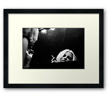 The Love of Madness (II) Framed Print