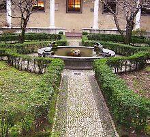 Leonardo's Garden - Leonardo DaVinci Museum, Milan by Katlyn Novitski